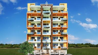Gallery Cover Image of 535 Sq.ft 1 BHK Independent Floor for buy in Stone Hill Homes, Shahberi for 1450000