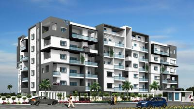 Gallery Cover Image of 1555 Sq.ft 3 BHK Apartment for rent in Creative Abode, Serilingampally for 24000