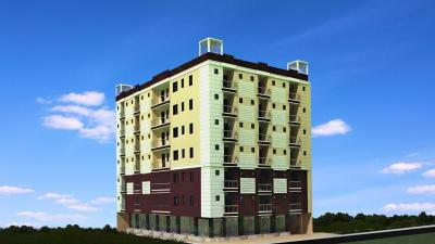 Gallery Cover Image of 1350 Sq.ft 3 BHK Apartment for buy in S & U Golden Nest - 1, Chaukhandi for 6750000