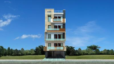 Gallery Cover Image of 150 Sq.ft 1 BHK Independent House for rent in CB Floors 1, Subhash Nagar for 4500