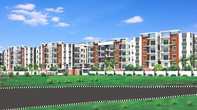 Gallery Cover Image of 1370 Sq.ft 2 BHK Apartment for rent in Adithya Frondoso, Sorahunase for 20000