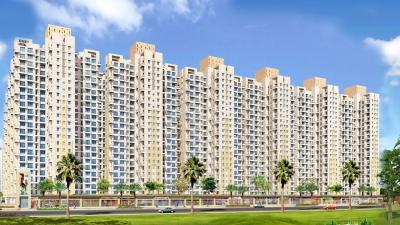 Gallery Cover Image of 450 Sq.ft 1 BHK Villa for rent in DB Ozone, Dahisar East for 15000
