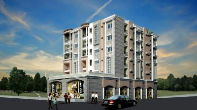 Gallery Cover Image of 550 Sq.ft 1 BHK Apartment for buy in Radhika Devcon Shanti View, New Rani Bagh for 1141000