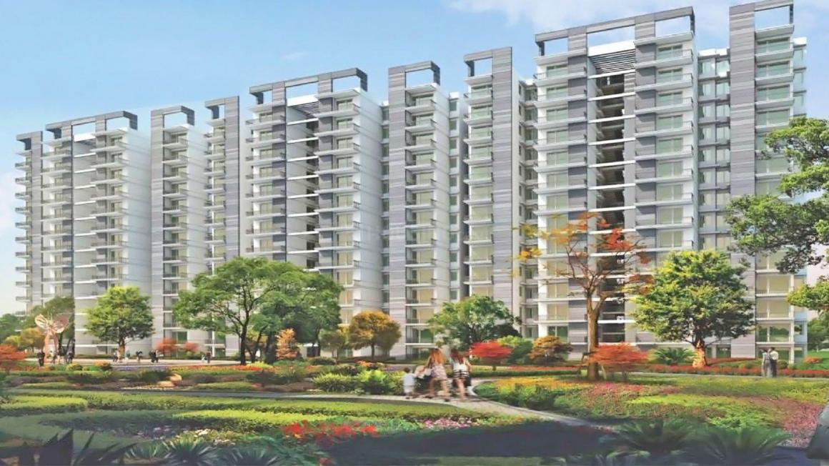 Gallery Cover Pic of Supertech Zaara Residential Apartments