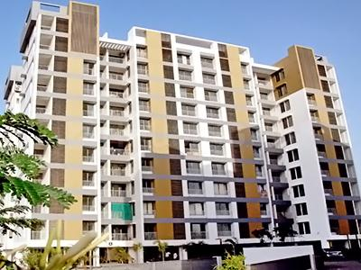 Gallery Cover Image of 1000 Sq.ft 2 BHK Independent Floor for rent in AVS Shalin Otium by AVS Developers Pvt Ltd, Pisoli for 10000