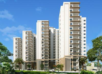 Gallery Cover Image of 926 Sq.ft 2 BHK Apartment for rent in Definer Hi Life, Margondanahalli for 15000