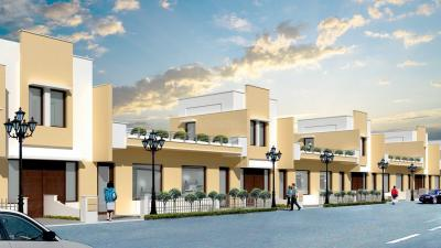 Gallery Cover Image of 1089 Sq.ft 3 BHK Villa for buy in Terra City Villas, Tijara for 3500000