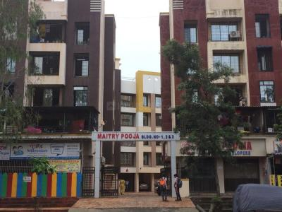 Gallery Cover Image of 350 Sq.ft 1 RK Apartment for rent in Maitry Pooja1, Virar East for 5500