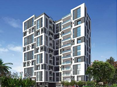 Gallery Cover Image of 1112 Sq.ft 2 BHK Apartment for buy in Fortune Estate by Fortune Realty, Alipore for 12000000
