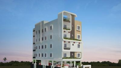 Gallery Cover Image of 1000 Sq.ft 1 BHK Independent Floor for rent in Go Green Homes, Alwal for 5000