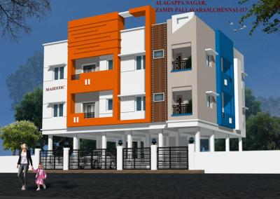 Gallery Cover Pic of Raghav Majestic Flats