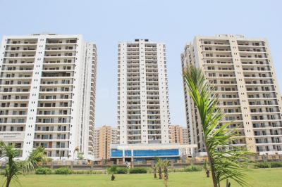 Gallery Cover Image of 1550 Sq.ft 3 BHK Apartment for buy in Aakriti Shantiniketan, Sector 143B for 9000000