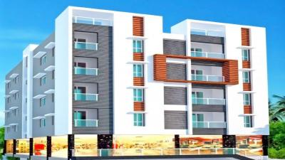 Gallery Cover Image of 1100 Sq.ft 2 BHK Apartment for rent in Shriya Symphony, Bapu nagar for 14000