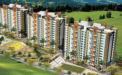 Gallery Cover Image of 1380 Sq.ft 3 BHK Apartment for buy in Pride Platinum, Baner for 12000000