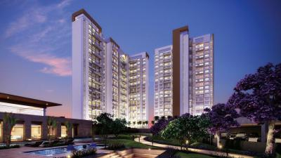 Gallery Cover Image of 1845 Sq.ft 3 BHK Apartment for rent in Tuscan Estate Phase I and Phase II, Kharadi for 35000