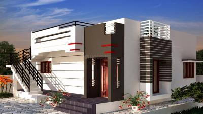 Gallery Cover Image of 550 Sq.ft 1 BHK Independent House for rent in Building Paradise Blueberry Home, Chromepet for 5500