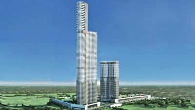 Gallery Cover Image of 3100 Sq.ft 4 BHK Apartment for buy in Lodha World One, Lower Parel for 97500000