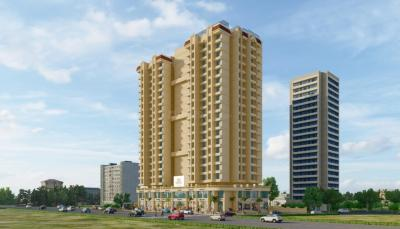 Gallery Cover Image of 655 Sq.ft 1 BHK Apartment for buy in Metro Majestic By Nakshatra Builders Thane, Thane West for 7900000