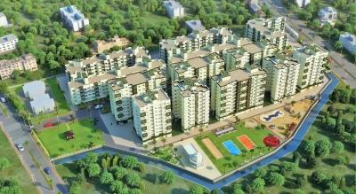 Gallery Cover Pic of S S Land Developers Namo Shivaasthu City Building No 3