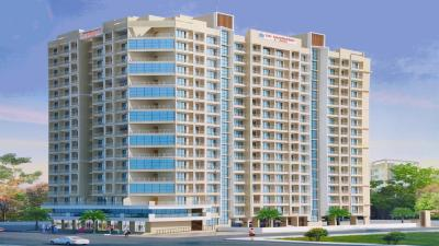 Gallery Cover Image of 645 Sq.ft 1 BHK Apartment for buy in Sai Samriddhi, Vasai East for 3100000