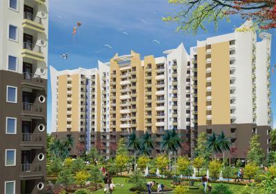Gallery Cover Image of 1000 Sq.ft 2 BHK Apartment for buy in SVP Gulmohur Garden, Raj Nagar Extension for 3100000