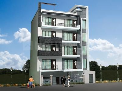 Gallery Cover Image of 1200 Sq.ft 2 BHK Independent House for rent in Guru Nanak Apartments - I, Mahavir Enclave for 27000