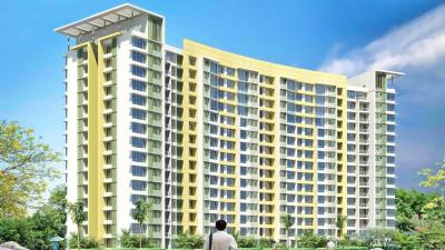 Gallery Cover Image of 1395 Sq.ft 3 BHK Apartment for rent in Aqua, Mira Road East for 35000