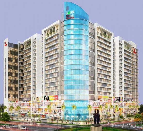 गौरसंन्स गौर सिटी मॉल के गैलरी कवर की तस्वीर