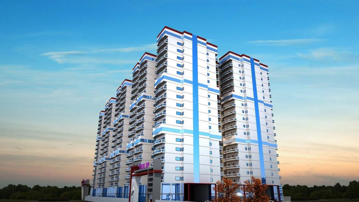 Gallery Cover Pic of Raj Tulip Apartments