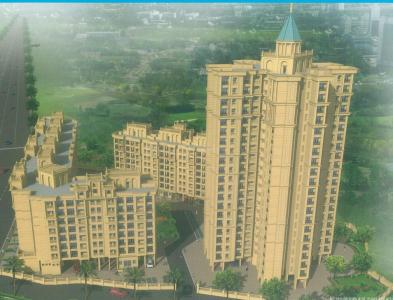 Gallery Cover Image of 700 Sq.ft 1 BHK Apartment for buy in Cosmos Group Cosmos Meluha, Khidkali for 3500000
