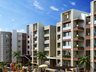 Gallery Cover Image of 2000 Sq.ft 3 BHK Apartment for buy in Shreepad Antillia, Pal Gam for 8500000