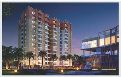 Gallery Cover Image of 1400 Sq.ft 3 BHK Apartment for buy in Aangan Phase III Mayur And Saras, Bagru for 3000000