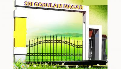 Residential Lands for Sale in SRS Sri Gokulam Nagar