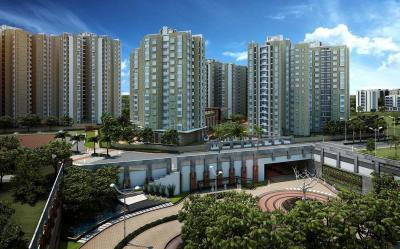 Gallery Cover Image of 1047 Sq.ft 2 BHK Apartment for buy in DivyaSree Republic Of Whitefield, Brookefield for 9000000