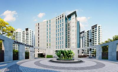 Gallery Cover Image of 1150 Sq.ft 2 BHK Apartment for buy in Ajmera Nucleus, Electronic City Phase II for 6634000
