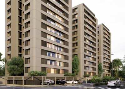Gallery Cover Image of 1285 Sq.ft 2 BHK Apartment for rent in A Shridhar Kaveri Trisara, Shilaj for 13000