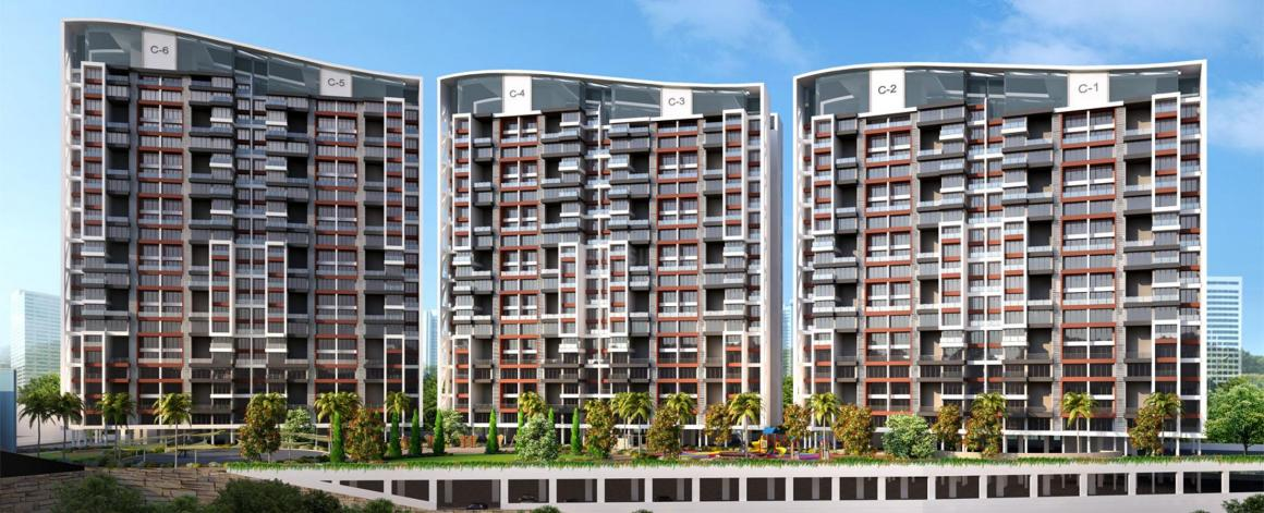 Gallery Cover Pic of Bhumiraj Hills Tower 2 And 3
