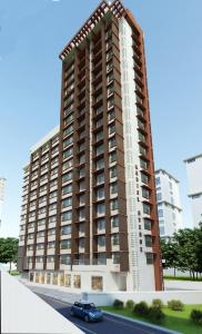 Gallery Cover Image of 600 Sq.ft 1 BHK Apartment for buy in Right Aabiel Avenue, Malad West for 8900000