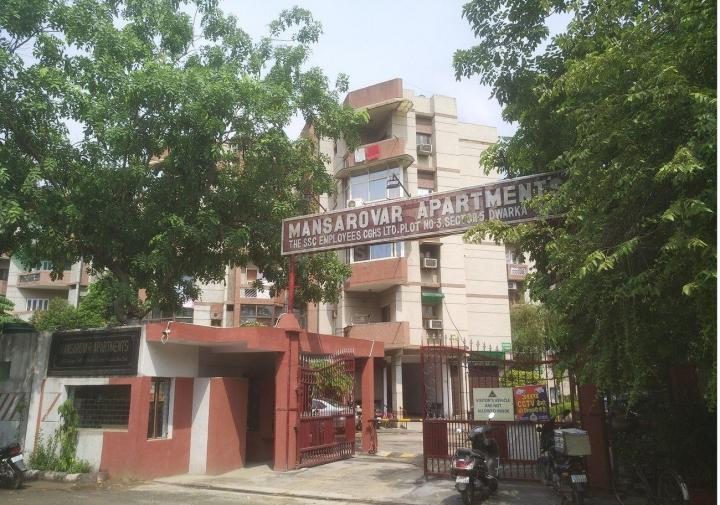 Gallery Cover Pic of Mansarover Apartments