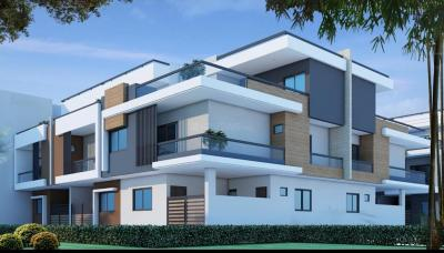 Gallery Cover Image of 950 Sq.ft 2 BHK Independent House for buy in Ashoka Greens Villa, Noida Extension for 2560000