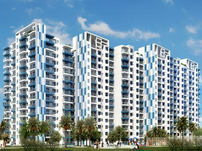 Gallery Cover Pic of Adarsh Palm Retreat Lake Front