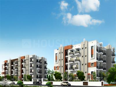 Gallery Cover Image of 1105 Sq.ft 2 BHK Apartment for buy in SVS Coco Grooves, Horamavu for 5800000