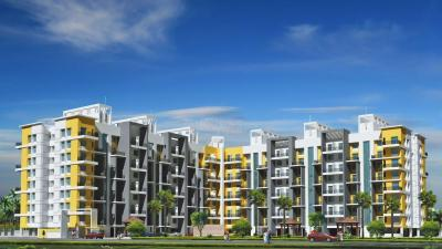 Gallery Cover Image of 1300 Sq.ft 3 BHK Apartment for buy in Shree Ram Hill View, Lohegaon for 13500000