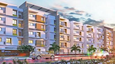 Gallery Cover Image of 1020 Sq.ft 2 BHK Apartment for rent in Meda Eternity by Meda Structures, Kithaganur Colony for 18000