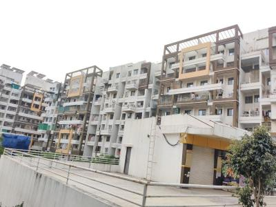 Gallery Cover Image of 965 Sq.ft 2 BHK Apartment for rent in Panorama, Dighi for 15000