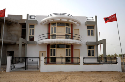 Gallery Cover Image of 400 Sq.ft 1 BHK Villa for buy in Ansal API Sushant Lok, Surya Colony for 400000