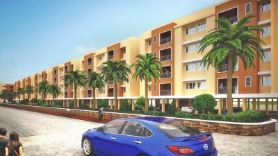 Gallery Cover Image of 605 Sq.ft 1 BHK Apartment for buy in Shriram Shankari, Perumanttunallur for 2100000