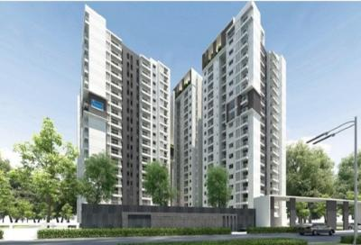 Gallery Cover Image of 1972 Sq.ft 3 BHK Apartment for buy in Incor Carmel Heights, Whitefield for 12400000