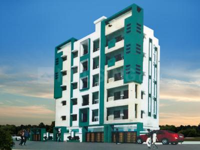 Gallery Cover Image of 1250 Sq.ft 2 BHK Apartment for rent in GK Sapphire, Kukatpally for 15000
