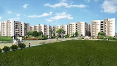 Gallery Cover Image of 1368 Sq.ft 2 BHK Apartment for rent in Ramky One Marvel, Rhoda Mistri Nagar for 23000